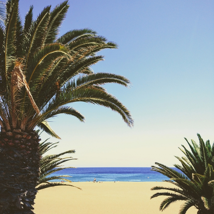 Lanzarote dans les îles canaries