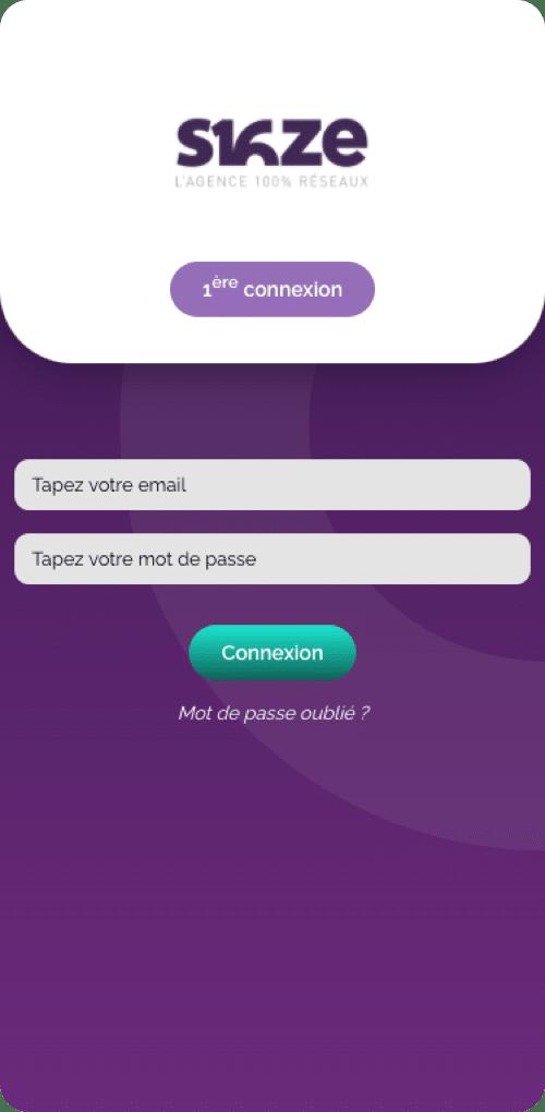 ecran-connexion-application-communication-interne